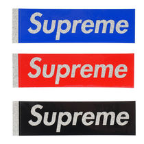 16S/S Supreme Glitter Box Logo Sticker ステッカー セット