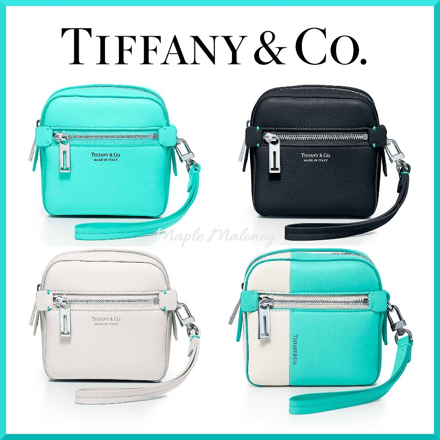 Tiffany Co 2018 Ss Calfskin Plain Elegant Style Bags