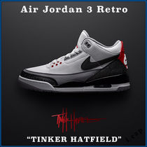 "【Nike】入手困難 ☆  Air Jordan 3 Retro ""Thinker Hatfield"""