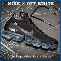 【Nike×OFF-WHITE】入手困難☆コラボ Air VaporMax Part2 Black