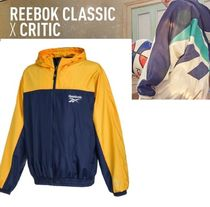 REEBOK☆CR BIG VECTOR HOODED JKT ジャケット