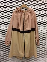 【CELINE】LEATHERCOAT/PEACH