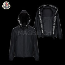 2018SS MONCLER MASSEREAU ロゴテープxブルゾン MILAN本店買付