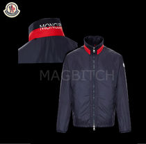 2018SS MONCLER GOULIER BACKカラーロゴブルゾン MILAN本店買付