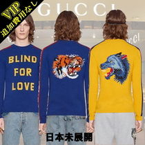 """◆◆VIP◆◆GUCCI  """"Blind for Love""""& ウール セーター/ 送税込"""