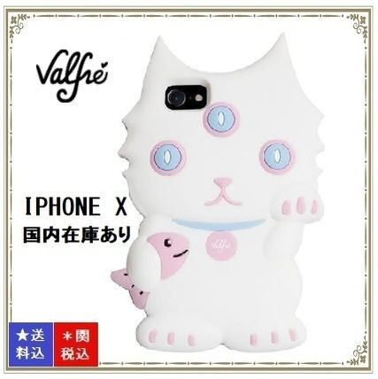 Valfre スマホケース・テックアクセサリー Valfre ★ LUCKY BLANCO 3D IPHONE X ケース