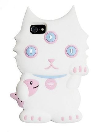 Valfre スマホケース・テックアクセサリー Valfre ★ LUCKY BLANCO 3D IPHONE X ケース(2)