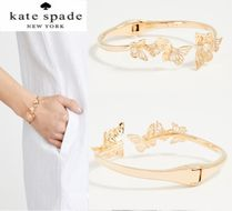 【Kate Spade】Social Butterfly Open Hinged  ブレスレット