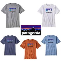 【送料,関税込み】Patagonia Shop Sticker Responsibili Tシャツ