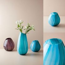 関税送料込♪【Anthropologie】Tonal Lilith Vase☆花瓶