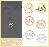【限定SALE・日本未入荷】Logo Stud Earrings