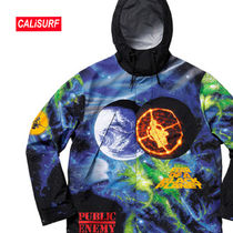 WEEK4★SS18 Supreme x Undercover/Public Enemy ジャケット/M