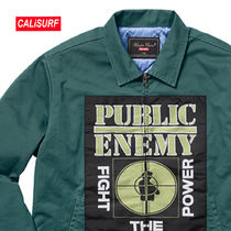WEEK4★Supreme x Undercover/Public Enemy WORK JKT/TEAL/XL