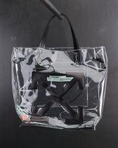 Off-White Clear Shopper [OMNA029S188860609810]