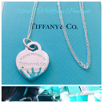 【Tiffany】Return to Tiffany Color Splash Heart Tag Charm