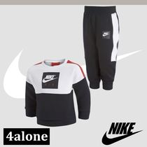 NIKE★BABY★AIRロゴ上下セットアップ