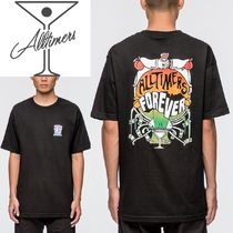 Alltimers(オールタイマーズ) Tシャツ・カットソー セール☆大注目スケーターブランド☆Alltimers☆Forever T-Shirt