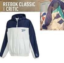 テミン着用☆REEBOK☆CR BIG VECTOR HOODED JKT ジャケット