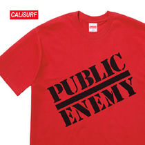 WEEK4★Supreme x UNDERCOVER/Public Enemy TEE /L-RED