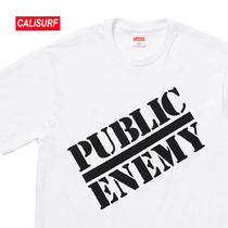 WEEK4★Supreme x UNDERCOVER/Public Enemy TEE /S-WHITE