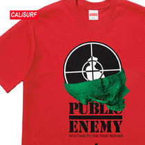 WEEK4★SS18 Supreme x UNDERCOVER/Public Enemy TEE /XL-RED