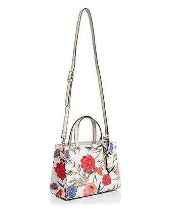 kate spade new york ショルダーバッグ・ポシェット kate spade新作☆Thompson Street Sam Linen Satcheal(2)