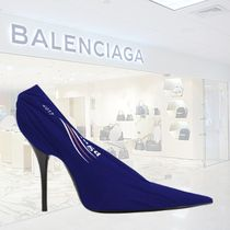 BALENCIAGA EXTREME POINTED TOE PUMPS 495777W06004376