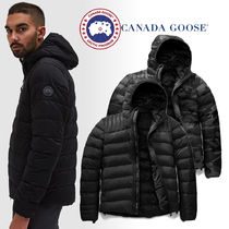 CANADA GOOSE 人気希少アイテム! Brookvale Hoody Black Label