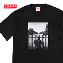 WEEK4★SS18 Supreme x UNDERCOVER/Public Enemy TEE /XL-BLACK