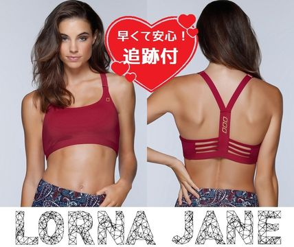Lorna Jane フィットネストップス ★追跡有【Lorna Jane】Missguided Sports Bra★