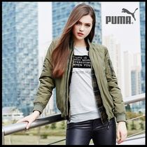 ◆PUMA◆ Women's bomber jacket