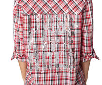 M♪ZumbaズンバLiving Life Button-Up