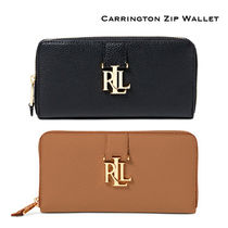 【セール!】Ralph Lauren * Carrington Zip Wallet 長財布