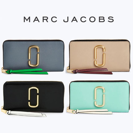 MARC JACOBS * Snapshot Standard Continental Wallet