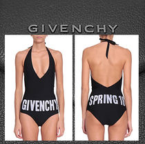 GIVENCHY(ジバンシィ) ワンピース ロゴ Swimsuit