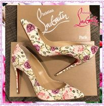 新作★Christian Louboutin★Pigalle Follies パンプス 花柄♪