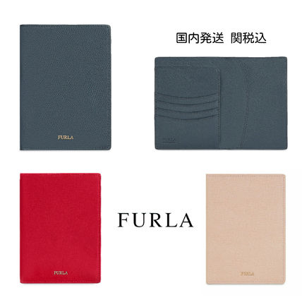 2018SS 新作☆FURLA LINDA S PASSPORT HOLDER パスポートケース