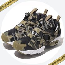 Reebok INSTA PUMP FURY A BATHING APE Bape エイプ ベイプ 迷彩