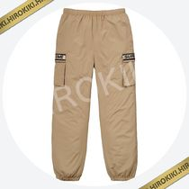 【18SS】Supreme Reflective Taping Cargo Pant カーゴ Tan