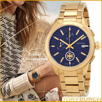 ★SALE☆人気Watch★Tory Burch ★Collins☆クロノグラフ