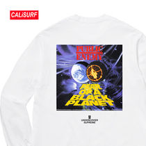 WEEK4★SS18 Supreme x UNDERCOVER/Public Enemy LS /M-White