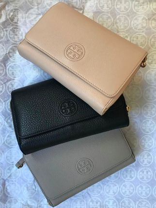 限定☆Tory Burch(トリーバーチ)BOMBE FLAT WALLET CROSSBODY