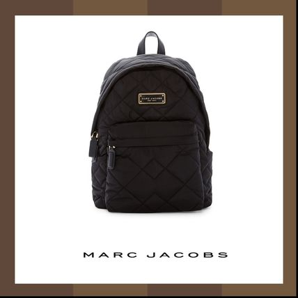 【Marc by Marc Jacobs】キルトナイロンバックパック♪