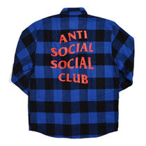 【ANTI SOCIAL SOCIAL CLUB】Montreal FLANNEL【即発送】