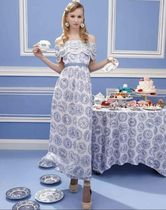 DISAYA A cup of Tea Dress (New with tag, size US4)