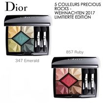 Dior☆2017ホリデー限定☆5 COULEURS☆サンク クルール