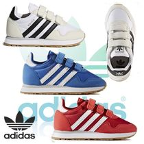 adidas★キッズ SHOES HAVEN プレミアムスエードスニーカー
