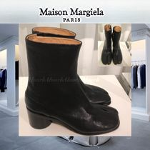 "【18SS NEW】 Maison Margiela_men /""TABI"" /ブーツ BLK"