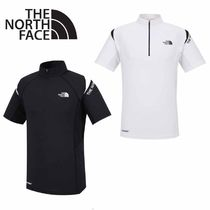 THE NORTH FACE〜M'S STAY COOL ZIP TEE 機能性半袖Tシャツ 2色