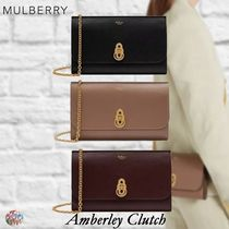 Mulberry☆Amberley Clutch クラッチバッグ ポシェット
